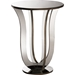 Kylie Accent Side Table - Silver Mirrored - WI-RS1242