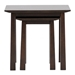 Havana Wood Modern Nesting Table Set - WI-RT157E-OCC