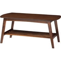 Sacramento Coffee Table - Dark Walnut