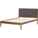 Leyton Platform Bed - Button Tufted - WI-SW8013-BED