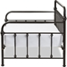 Elsie Metal Daybed - Black - WI-TS-ELSIE-BLACK-DAY-BED