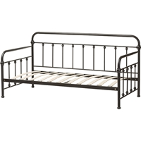 Elsie Metal Daybed - Black
