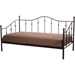Jolin Metal Daybed - Black - WI-TS5003-BLACK-DAY-BED