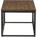 Palmer Rectangular Coffee Cocktail Table - Antique Bronze, Brown - WI-YLX-2693-CT