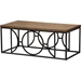 Palmer 3-Piece Occasional Table Set - Antique Bronze, Brown - WI-YLX-2693