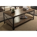 Greyson 1 Shelf Coffee Table - Antique Bronze, Brown - WI-YLX-2694-CT