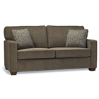 Priya Upholstered Sleeper Sofa
