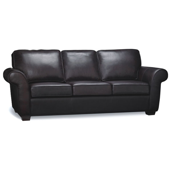Kaitlyn Leather Sleeper Sofa