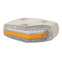 Wolf - Ultimate Serenity 5%27%27 Queen Futon Mattress with Single Foam Core