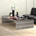 Novel Long Coffee Table - Stainless Steel - ZM-100083
