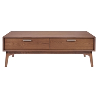 Design District Walnut Coffee Table