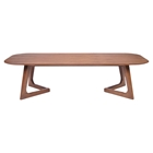 Park West Walnut Coffee Table