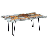 Jigsaw Coffee Table - Natural