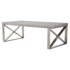 Paragon Coffee Table - Cement
