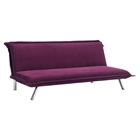Romano Sleeper - Quilted Plum