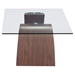St Laurent Coffee Table - Walnut - ZM-404060