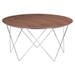 Macho Coffee Table - Walnut - ZM-404070