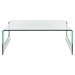 Campaign Clear Coffee Table - ZM-404081