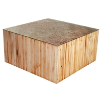 Cave Coffee Table - Natural