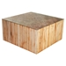 Cave Coffee Table - Natural - ZM-404229
