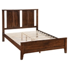 Portland Bed - Walnut