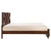 San Diego Bed - Walnut - ZM-8003-BED