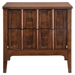 Portland Nightstand - Walnut - ZM-800326