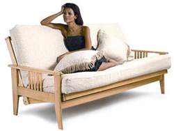 Wood Futon Frames