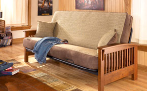see futon frame collection
