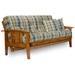 Westfield Wood Futon Frame - Heritage Finish - NF-WFLD