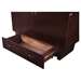Nantucket Queen Murphy Bed Chest - 1 Drawer - ATL-AC594000