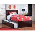 Nantucket Wood Bed - Matching Foot Board, Trundle Bed