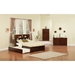 Newport Flat Panel Foot Board - Trundle Bed, Platform, Bookcase Headboard - ATL-AR85-201