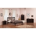 Mission King Platform Bed - Open Foot - ATL-AR875100