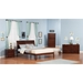 Portland King Open Foot Bed - Platform - ATL-AR895100