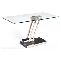 Jacinth Adjustable Height Cocktail Table