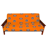 Sports Team Logo College Futon Covers