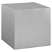 Cast Stainless Steel Side Table - EEI-2097-SLV