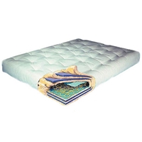 8 Comfort Coil Full Futon Mattress - Model 708