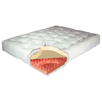 Visco Classic Full Futon Mattress - Model 616