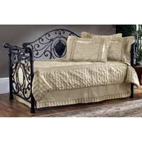Mercer Victorian Daybed in Antique Brown