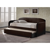 Springfield Brown Daybed and Trundle Set