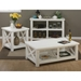 Madaket Cocktail Table - White, Reclaimed Pine - JOFR-649-1