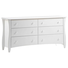 Clove Six Drawer Dresser