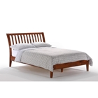 Nutmeg Contemporary Bed