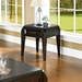 Wellington Dark Cherry End Table / Night Table - SSC-WT100E