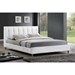 Vino Platform Bed - Crystal Button - WI-BBT6312-BED