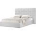 Prenetta Queen Platform Bed - White - WI-BBT6352-WHITE-QUEEN