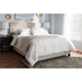 Cassandra Upholstered Bed - Button Tufted - WI-CF8747-I-BED